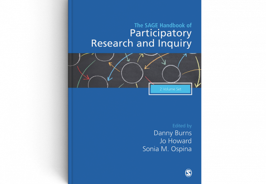 Book cover of the handbook